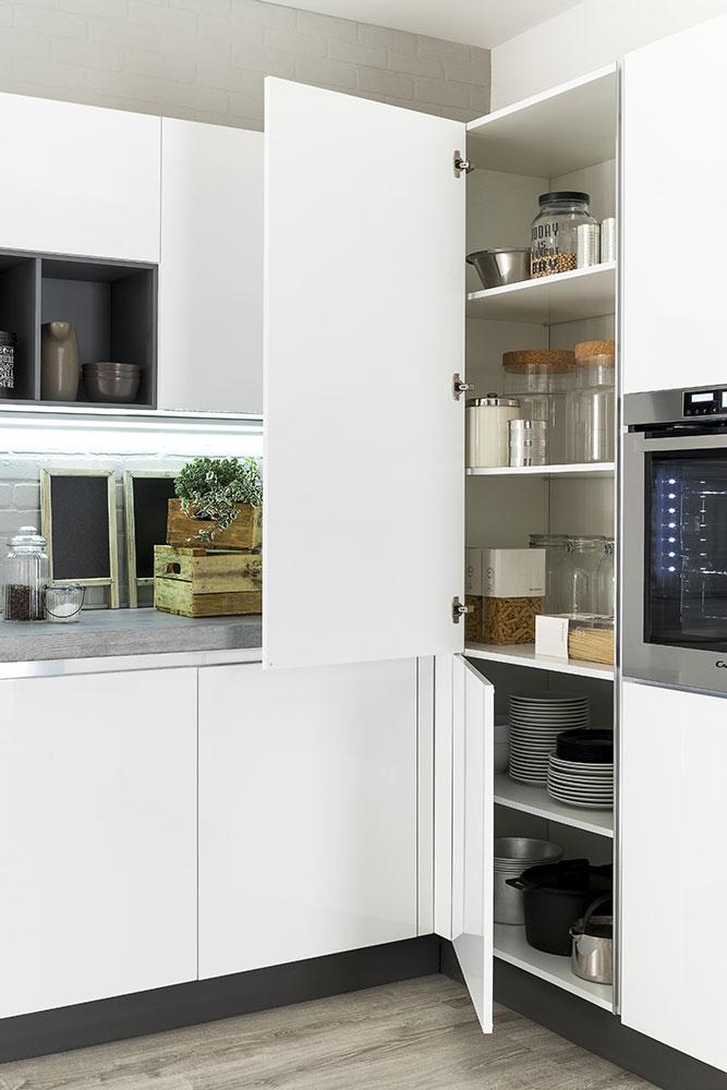 Cucine moderne color tortora | Korinna | EVO Cucine