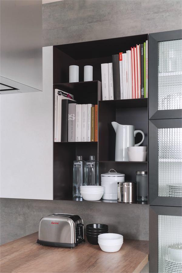 evo-cucina-agora-elementi-a-giorno-in-lamiera-di-alluminio - EVO Cucine
