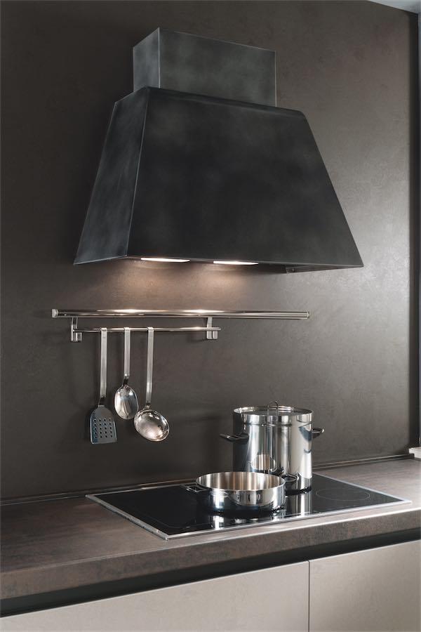 Evo Cucina Agora Piano Ad Induzione Cappa Brio Metal Evo Cucine