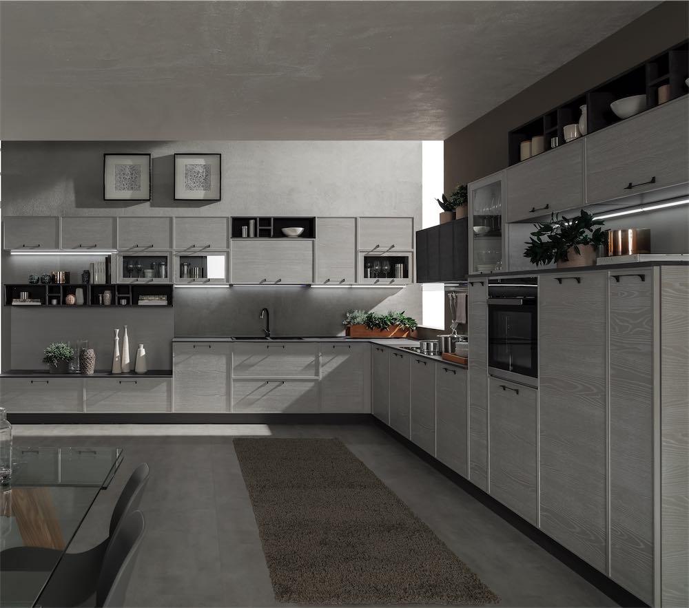 cucina-moderna-quadra-particolare-composizione - EVO Cucine ...