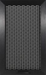 telaio in alluminio anodizzato