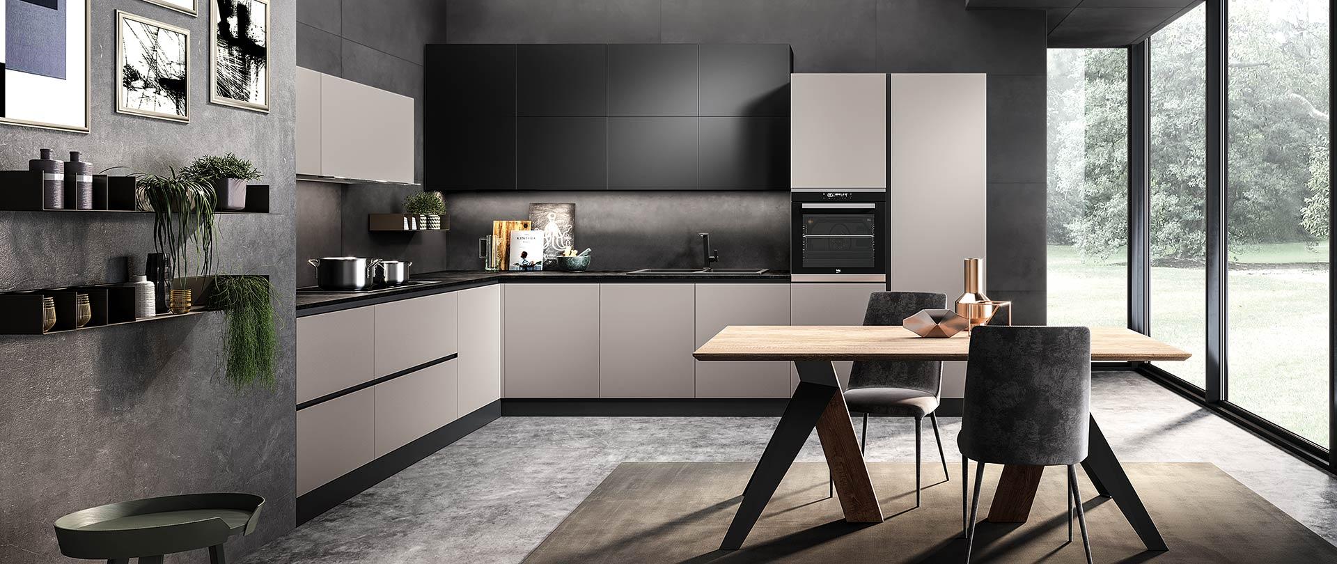 Cucina materiali innovativi come EOS, frutto di studio e ...