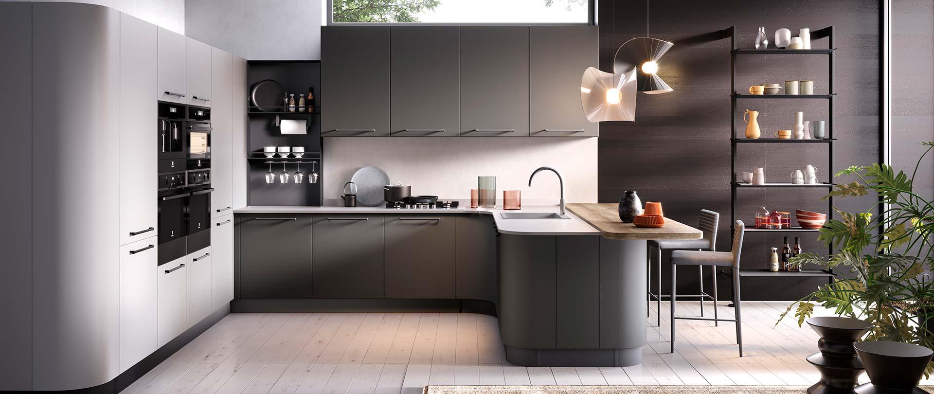 00-evo-cucina-aurora_latte-opaco-grafite